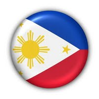 Philippine Flag button