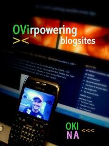 Ovirpowering blogsites