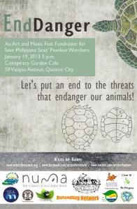 Poster - EndDanger