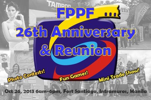 FPPF 26th Anniversary