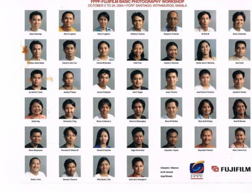 Batch October 2004