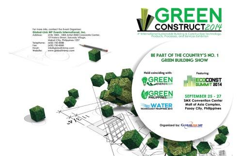 GREEN CONSTRUCT 2014