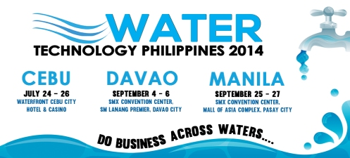 Watertech 2014 Philippines