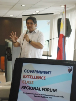 Hon. Hermino B Coloma, Jr., Secretary, Presidential Communications Operations Office (PCOO) gave the Keynote Address.