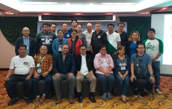 Delegates from the province of Romblon