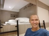 male dorm accommodation