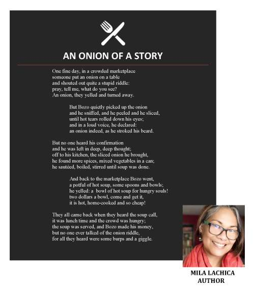An Onion of a Story_Lachica